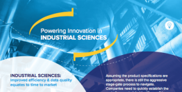 Flyer: Powering Innovation in Industrial Sciences