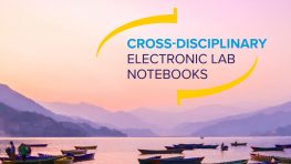 Whitepaper: Cross-disciplinary electronic lab notebooks